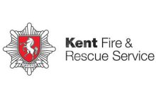 Kent Fire & Rescue Service rescued a mother and daughter from the first floor of a burning building after a fire was sparked by kitchen lights