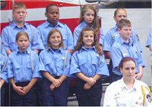 The application period for the 2009 National Junior Firefighter Program grants, organised by the NVFC and sponsored by the Dunkin' Brands Community Foundation, is now open