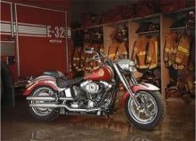 Pierce Manufacturing's campaign with Harley-Davidson to support the National Fallen Firefighter Foundation (NFFF) has received a tremendous response