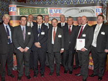 BAFE emergency lighting scheme launch at Hosues of Parliament