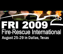 At Fire Rescue International (FRI) 2009, Firefighter Nicholas DiGiacomo of Miami-Dade Fire Rescue will be presented with the International Benjamin Franklin Fire Service Award for Valor, co-sponsored by Motorola and the IAFC