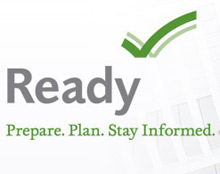 FEMA is urging students to visit Ready.gov, or access one of their social media channels, to keep them informed and help them prepare for possible emergencies