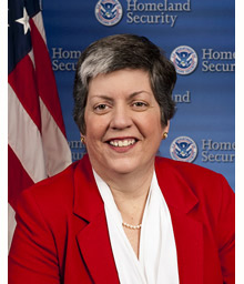 Secretary Napolitano addressed first responders and emergency managers at Fire Rescue International (FRI) 2009, highlighting the importance of emergency preparedness in disaster management