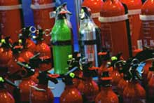 International exhibition for rescue, fire prevention, disaster relief, safety, security
