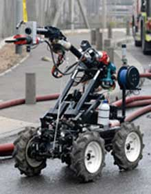 ROV was designed to reduce the average time taken to deal with an acetylene incident