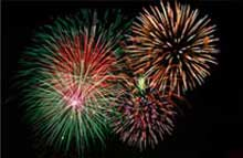 Hundreds of people across Britain are injured in incidents involving fireworks each year