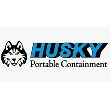 There wasn't enough rain to keep the plants alive and Husky joined with several local business to help