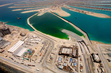 D-Tec announces that it has provided a state-of-the-art video smoke detection system for the main tunnel at the Palm Jumeirah island in Dubai