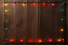 Christmas lights should always be examined, whether new or old - and only UL-listed decorations used