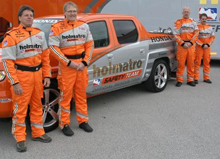 Holmatro has provided support for track safety to Indy Racing League since its inception