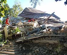 KRFS UK International search and rescue efforts in Haiti