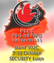 The world's largest independent optical beam smoke detector manufacturer, Fire Fighting Enterprises, will be exhibiting at SECURITY Essen 2008