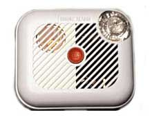 A smoke alarm will wake you up and give you vital extra time to escape