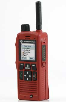 The ATEX TETRA terminals have been designed to be intuitive and easy to use in hazardous environments