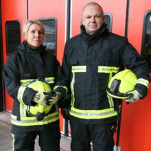 West Midlands Fire Service ordered 1800 PPE sets while Devon & Somerset have ordered 1000 sets