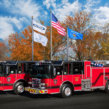 The strong activity surrounding the Dash CF is a testament to the design of this groundbreaking fire and emergency apparatus