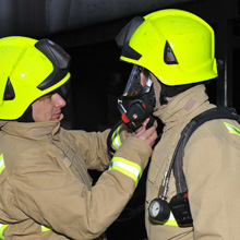 Fire kit provides improved protection to firefighters during operational incidents