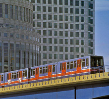 ASL Safety & Security has delivered its IP-based Long-Line PA system (iPAM) to 40 Docklands Light Railway stations throughout London