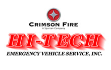 Hi-Tech E.V.S, Inc. has joined Crimson Fire, Inc. as a new dealer to serve central and northern California, and northern Nevada
