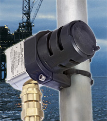 The IREX IR flammable gas detector from Crowcon has now been tested by Micropack for offshore use