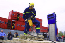 Rescue services will feature strongly in the supporting program at INTERSCHUTZ 2010