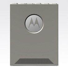 Motorola, Inc. has announced that forty of its TETRA Base Stations, such as the model pictured here, are now live across Denmark's SINE public safety network
