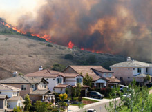 Systems providing earlier warning of wildfire save lives and homes, and will be in ever greater demand as climate change increases the frequency of fires
