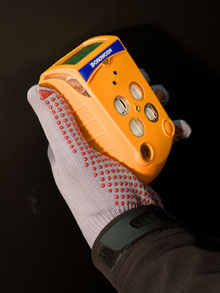 Crowcon to exhibit its Gas-Pro confined space entry gas detector at A+A 2011 in Düsseldorf