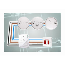 The Aico Control Switch allows residents to quickly identify and locate the exact unit which has gone into alarm