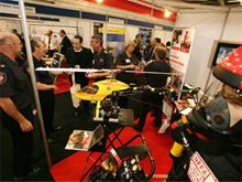 The Emergency Service Show is back for the fourth year running: 2009's show will take place at Stoneleigh Park, Coventry