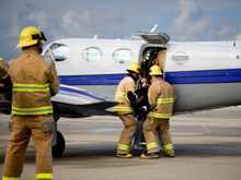 The International Association of Fire Fighters (IAFF) has released a statement on the need for improved aircraft rescue and airport fire fighting standards