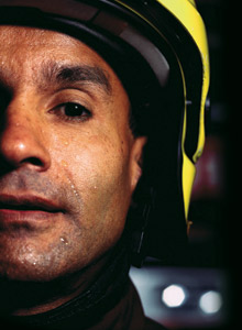 Manjit Singh, one of the first Asian firefighters in the UK, is retiring after 27 years of service in the London Fire Brigade