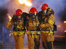 Sperian Fire is urging firefighters across the US and Canada to show their support for fallen colleagues by signing a Memorial Book