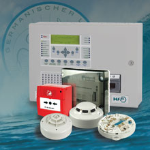 HFP Marine & Offshore control panel supports up to 127 devices for Hochiki's Enhanced Systems Protocol
