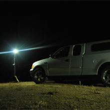 FoxFury offers innovative, professional grade LED lighting tools that can assist