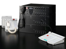 The VM-3000 product range from TOA Electronics Europe will be on show at International Firex 2009