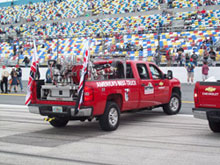 AMKUS is the Rescue System Supplier of NASCAR
