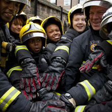 Young Firefighters