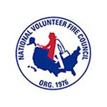 National Volunteer Fire Council Logo