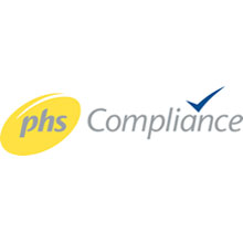 PHS Compliance logo, the company's new expert will raise awareness of requirements for electrical, gas, water and fire safety