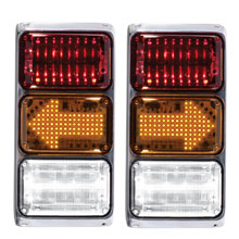 Code 3's LED striple stack lights for Fire/EMS vehicles