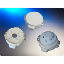 In addition to meeting the requirements of EN54-23:2010, the Visual Alarm Device is ROHS compliant