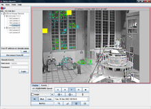 VSD uses CCTV images which are then analysed by sophisticated image processing software to recognise smoke