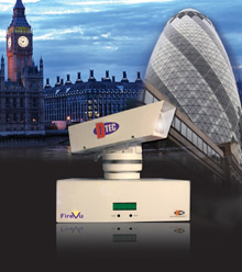D-Tec will launch a new, updated version of FireVu, its video smoke detection system, at International Firex 2009