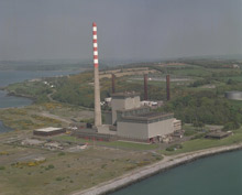 D-TEC's Video Smoke Detection fire protection solution is being used in seven power stations operated by Ireland's main generating company, ESB, to prevent possible fires