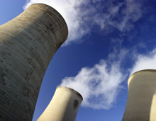 Power stations are turning to Video Smoke Detection an an effective measure against potential disruption