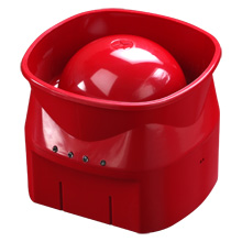 Apollo Fire Detectors introduce an Open-Area Voice Sounder and Sounder Beacon to its Discovery Voice product range