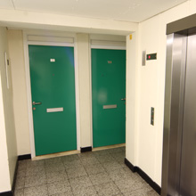 Stockport Homes installs Mul-T-Lock's patented MT5 high security locking system on all fire doors