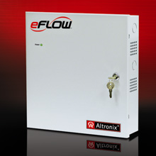 Altronix's eFlow takes power supply/chargers to new level of efficiency for comprehensive range of security systems