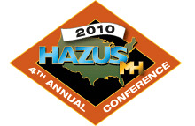 The 4th annual HAZUS conference will be held August 23-25, 2010 in Indianapolis